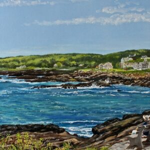 Original Fine Art Paintings of New England and Beyond